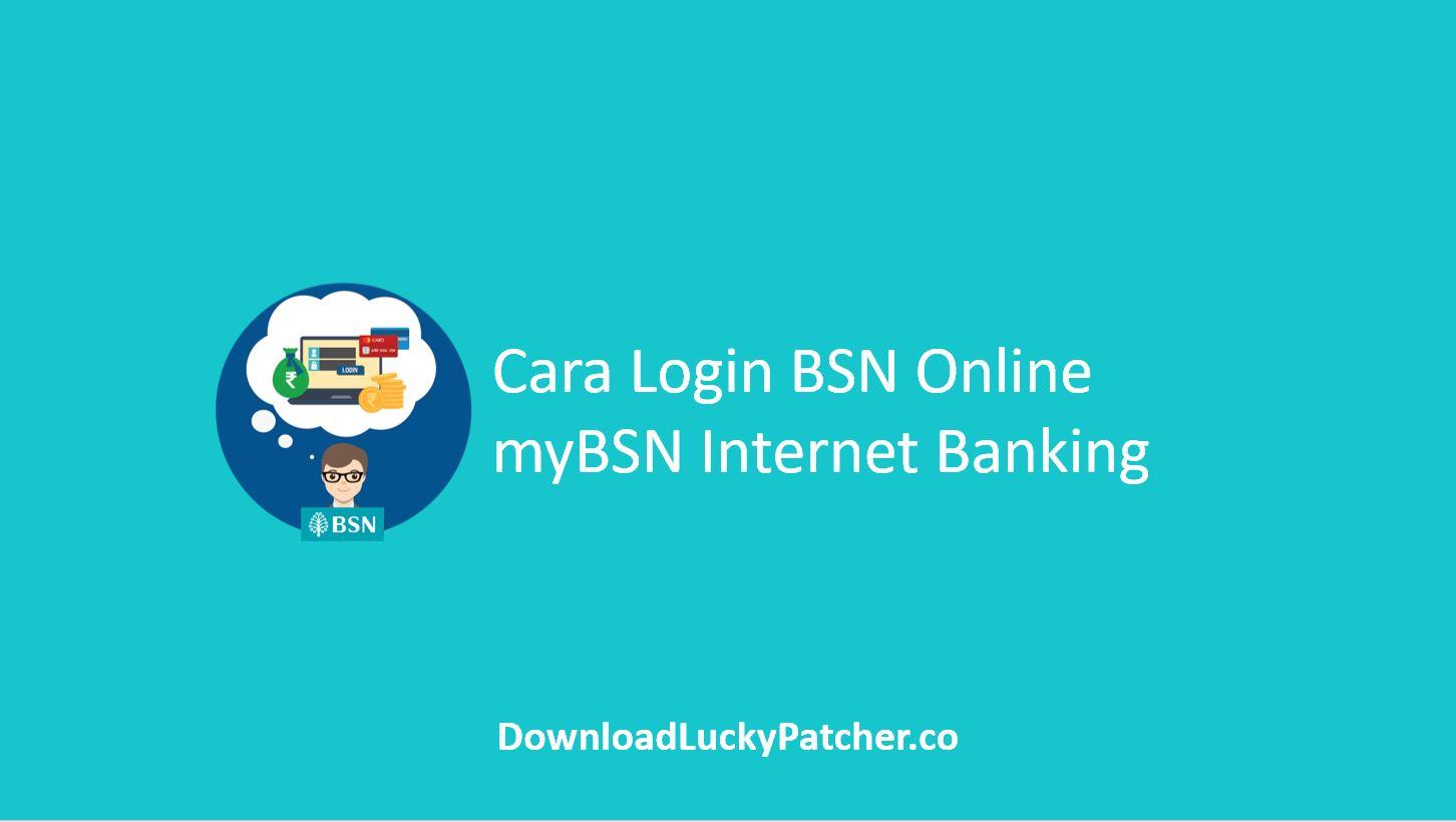 Cara Login BSN Online myBSN