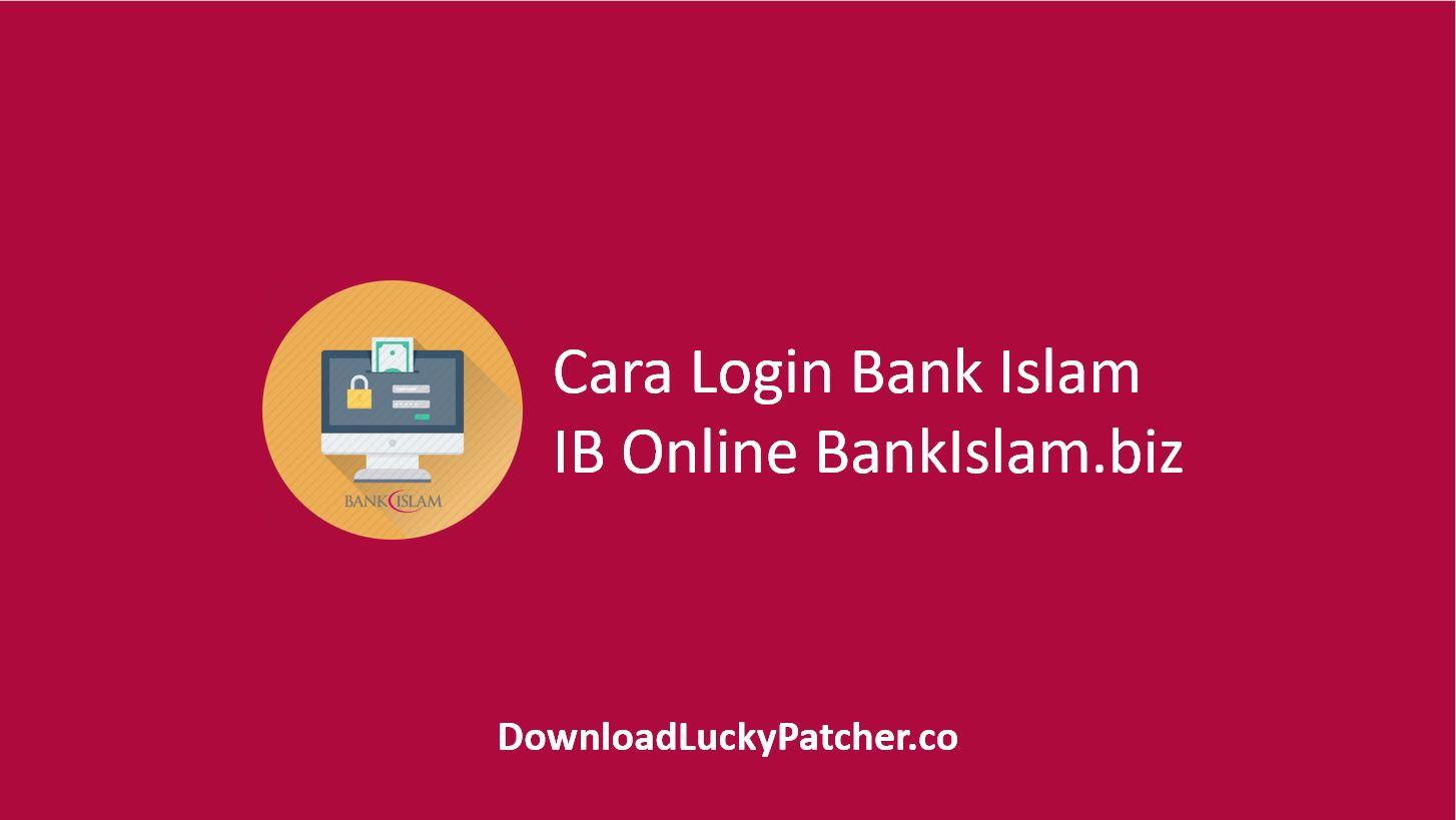 Cara Login Bank Islam IB Online