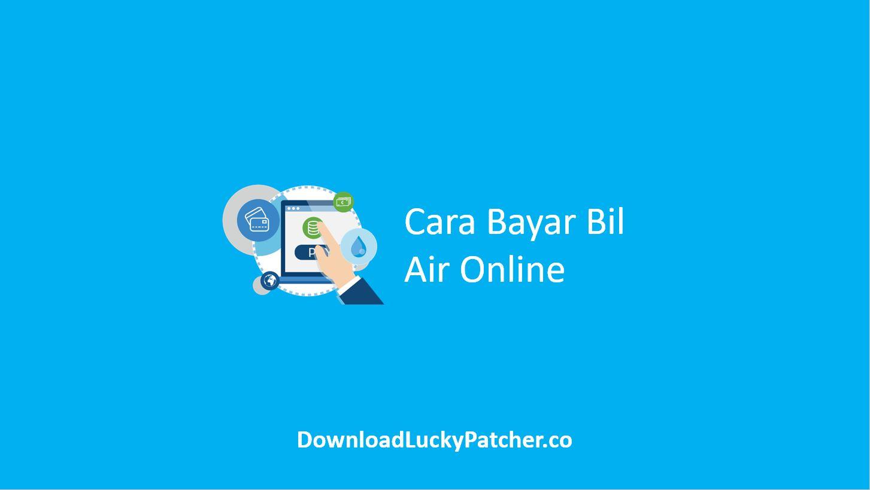 Cara Bayar Bil Air Online