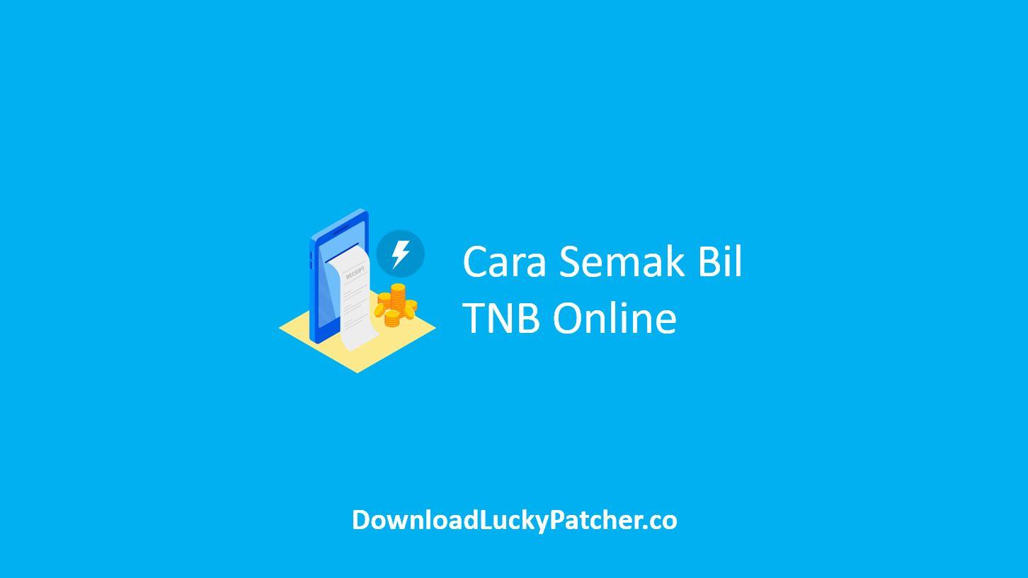 Semak Bil TNB Online