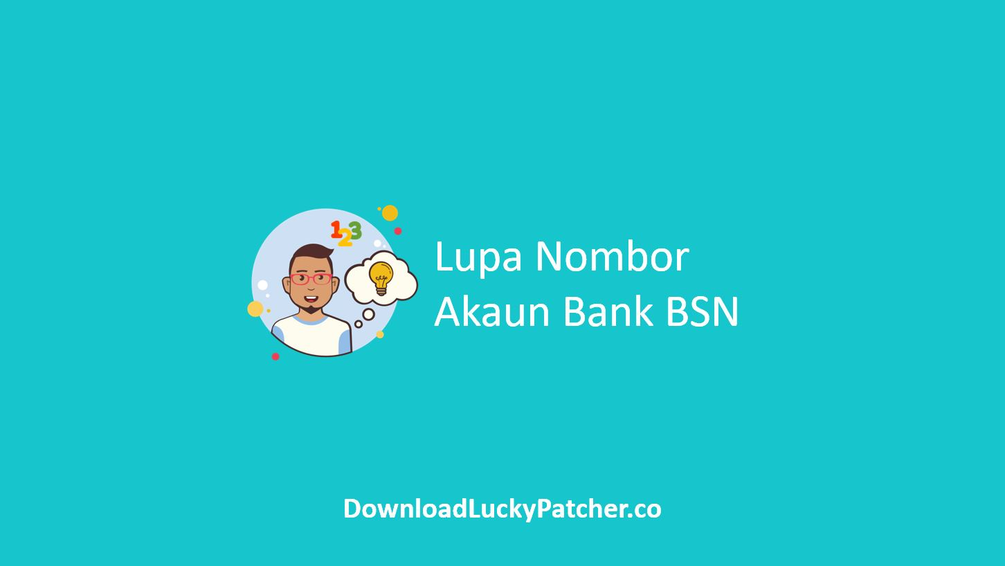 Lupa Nombor Akaun Bank BSN
