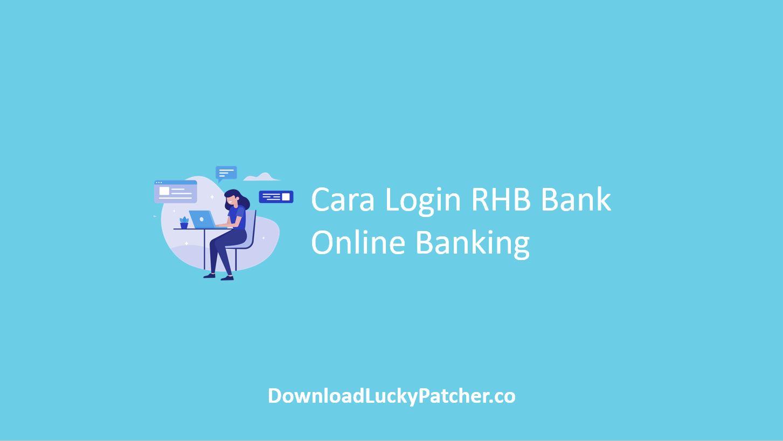 Cara Login RHB Bank Online Banking