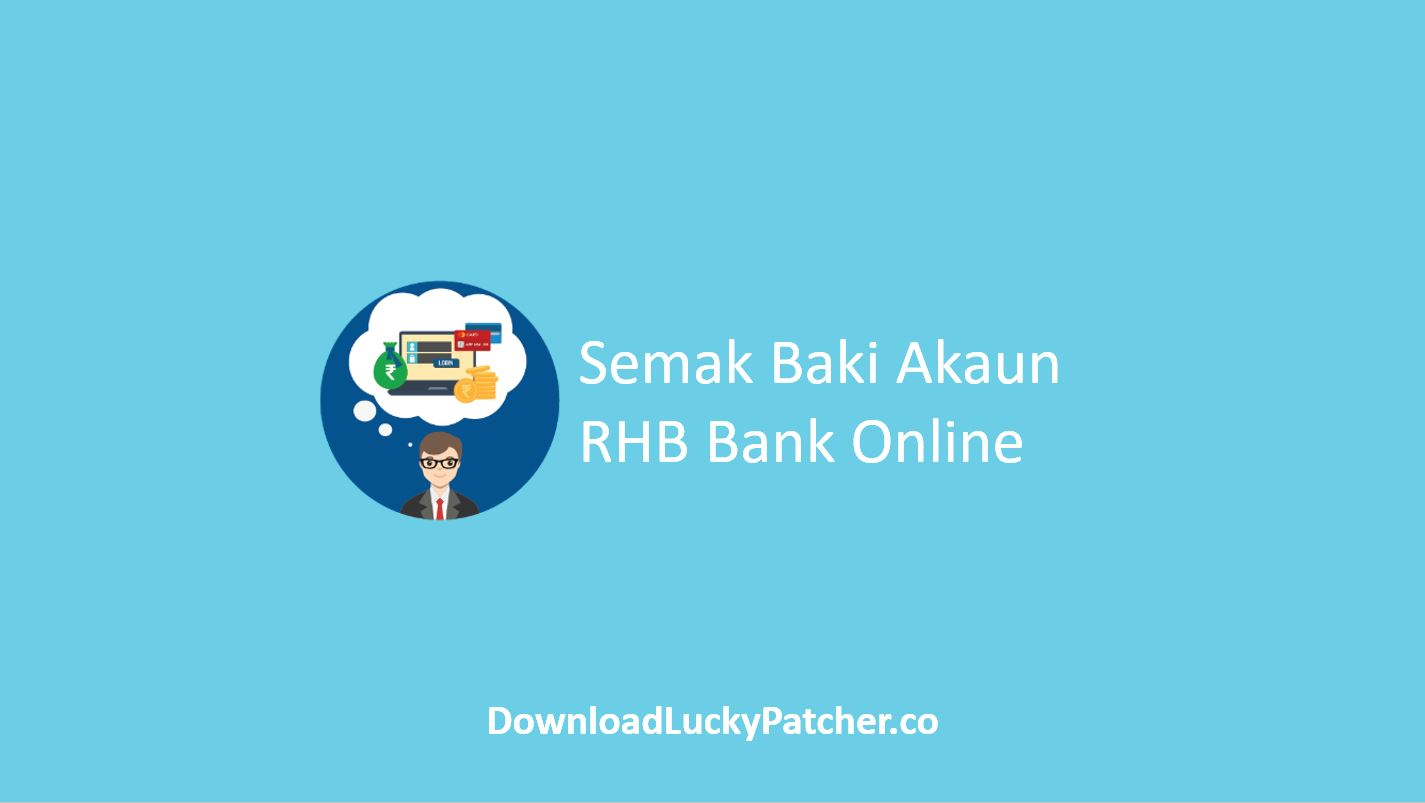 Semak Baki Akaun RHB Bank Online