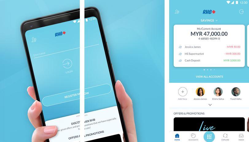 Semak Baki Akaun RHB Bank Secara Online
